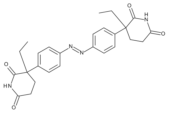 Aminoglutethimide impurity D