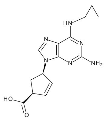 Abacavir Carboxylate