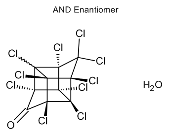 Chlordecone 10 µg/mL in Isooctane