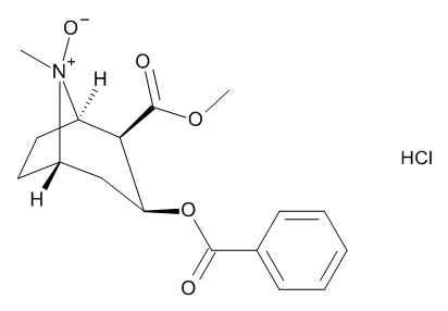 Cocaine N-oxide HCl (1.0 mg/mL) (as free base) in Acetonitrile, NOT FOR GCMS