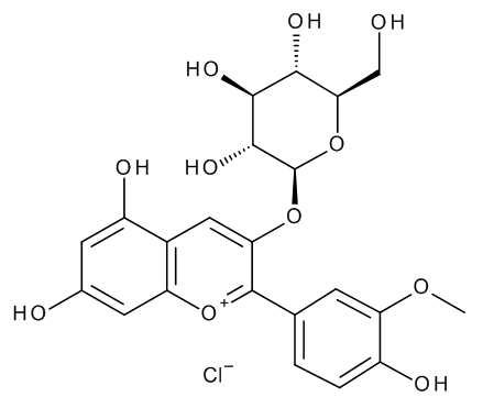 Peonidin-3-Glucoside Chloride