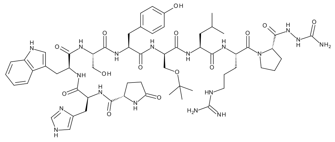 Goserelin validation mixture